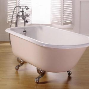 Bañeras románticas en Baños con Encanto