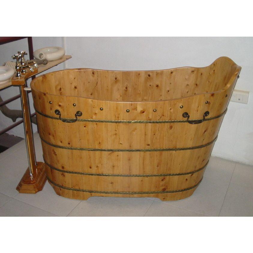 Ba era de madera canton ba eras de patas y decoraci n - Baneras con patas precios ...