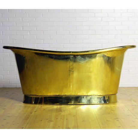 Bañera de cobre modelo Chalcum