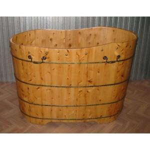 Bañera de madera Pekin
