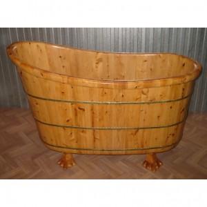 Bañera de madera modelo Shanghai