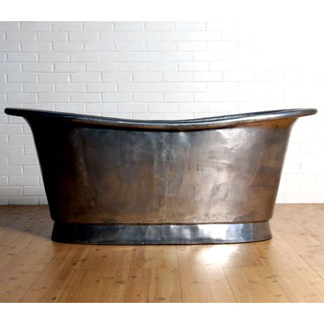 Bañera de cobre modelo Stanneus