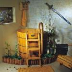 Bañeras de madera Tianjin