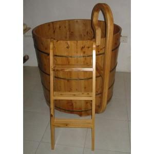 Bañera de madera Tianjin