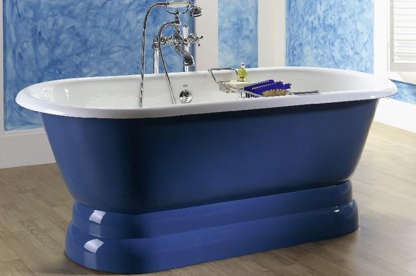 Bañeras de patas, clásicas y hierro fundido | Baños con Encanto