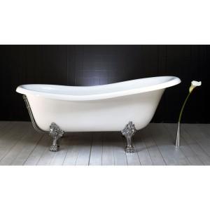 Bañeras con patas Época con respaldo