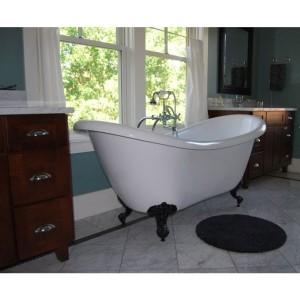 Bañeras época con patas Victoriana